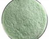 2oz Bullseye Glass Frit 0112 Mint Green Opalescent 90coe
