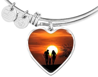 Family Silhouette  Silver