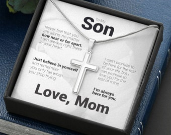 To My Son, I'm Always Here For You