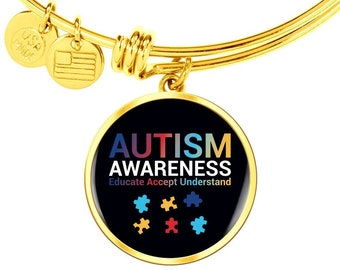 Autism Awareness Educate Accept Understand