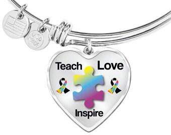 Teach Love Inspire  Autism Awareness