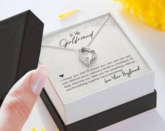 Gift for Girlfriend, Valentine Gift for Girlfriend, Girldfriend Birthday, Anniversary,Gift, Romantic, Thoughtful Gift for Girlfriend.