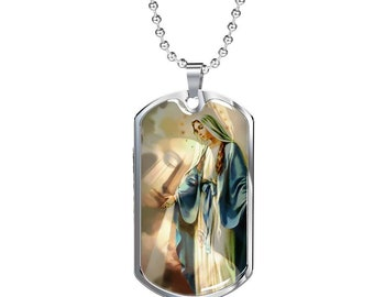 Mother Mary Charm