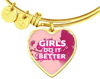 Girls Do It Better