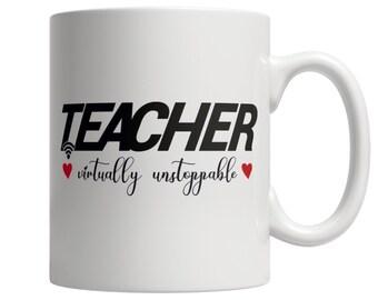 Teacher Virtually Unstoppable