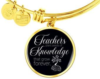 Teachers Plants Seeds Of Knowledge