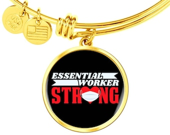 Essential Worker Strong