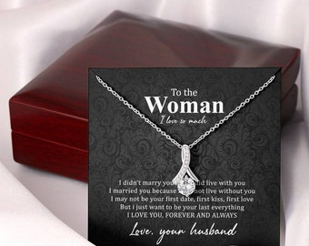 To The Woman I Love SO Much