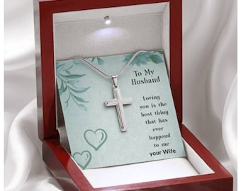 Gift for Husband, To My Husband,  Thoughtful Gift for Husband Birthday, Anniversory, Valentines Day gift for Husband