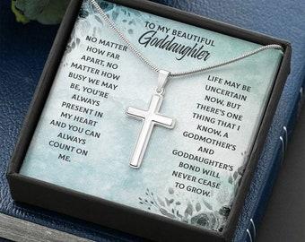 To My Beautiful Goddaughter