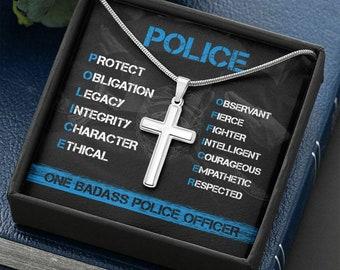 One Badass Police Officer
