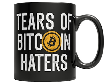 Tears Of Bitcoin Haters