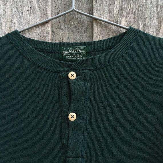 Vintage Polo Country Ralph Lauren Crewneck Sweats… - image 2