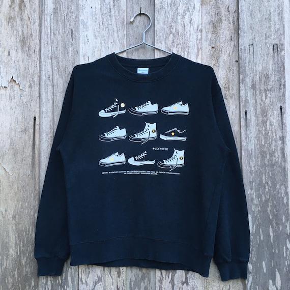 Vintage Converse Crewneck Sweatshirt