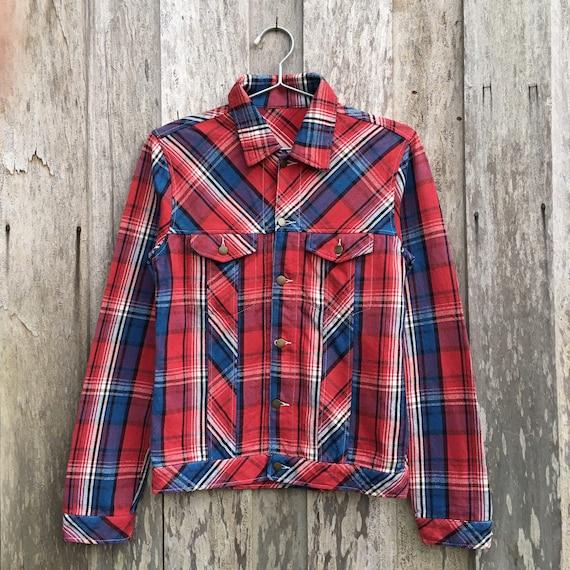 Vintage Flannel Jacket