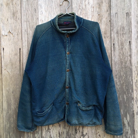 45 RPM Jacket Jeans Workwear Style Japanese Brand