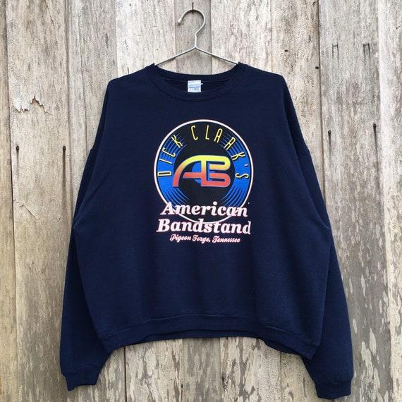 Vintage Gildan American Bandstand Crewneck Sweatsh