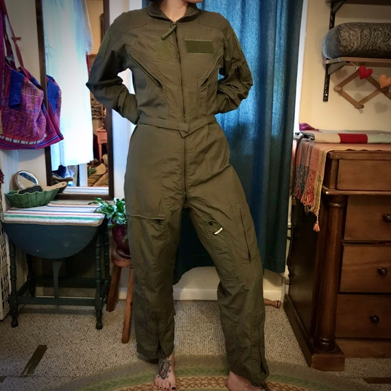 Vintage Military Coveralls
