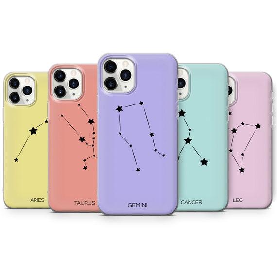 Copertina con segni zodiacali per smartphone