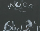 Moon - a gentle silent comic book
