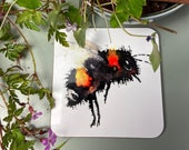 Honey Bee Drinks Coaster