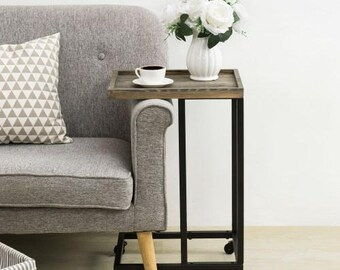 Sofa Side Table Etsy