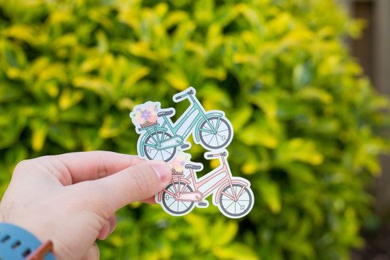 Bicycle Sticker Pack