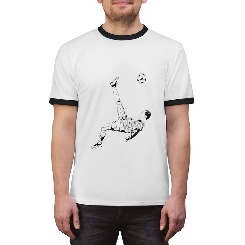 Cristiano Ronaldo T Shirt image 0