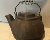 Antique Wagner Teapot