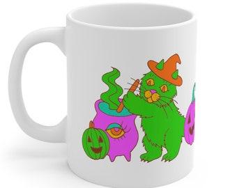 Kitty Witch Mug