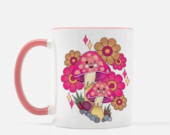 Groovy Mushroom Mug