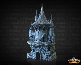 Sorcerer Dice Tower - Fate's End