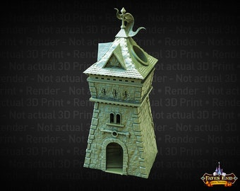 Ranger's dice tower - Fates End