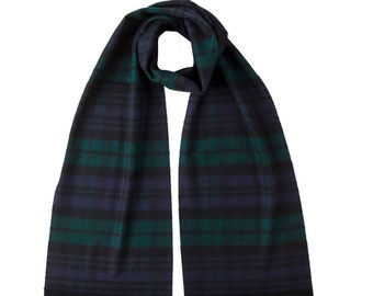 Johnstons Of Elgin 100/% Cashmere Pink scarf Limited Edition Made In Scotland