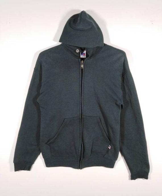 Vintage RUSSELL ATHLETIC Youth Hoodie Sweatshirt