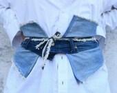Handmade designer Kas-ke Corset belt