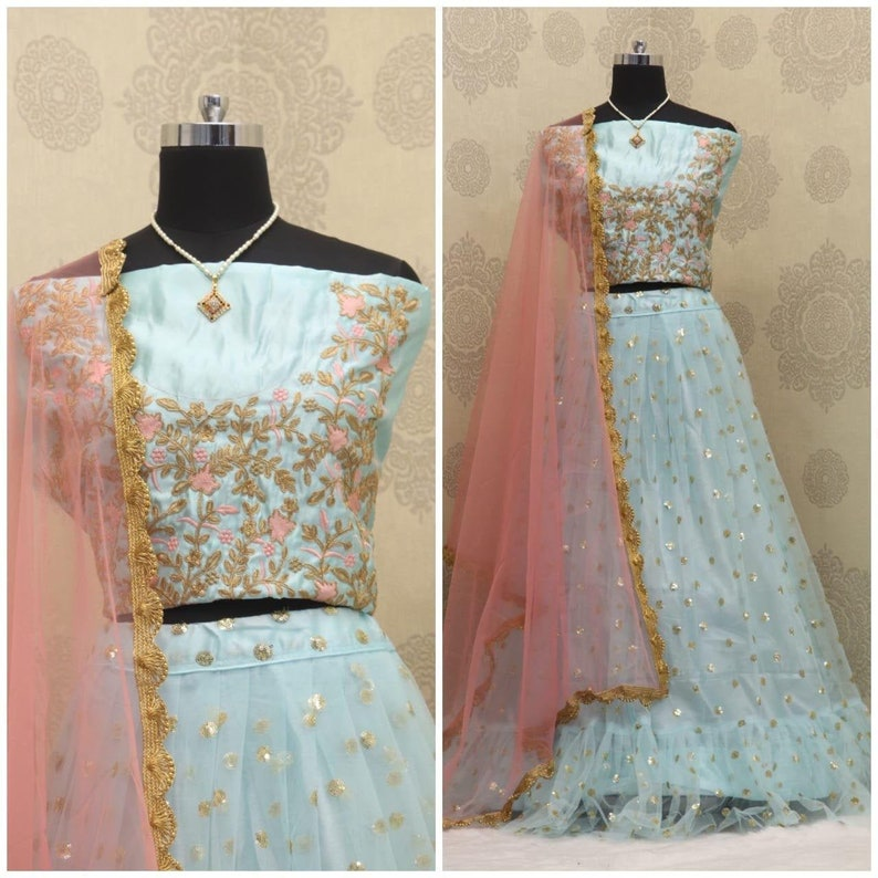 Ghagra Choli Lehenga Choli Set Lengha Blouse Pakistani Dress Indian Wedding Dress Made To Order Anarkali Suit Party Wear Lehenga