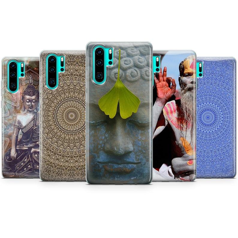 HUAWEI P20 P30 S31 A6 XR S8 8 XS 11PRO /& Samsung S7 Buddha Buddhism Peaceful Mind Yoga Meditation Mandala Case Cover for iPhone 7
