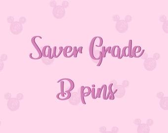 B Grade Pins Stoya Enamel Pin