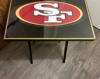 Personalized TV tray