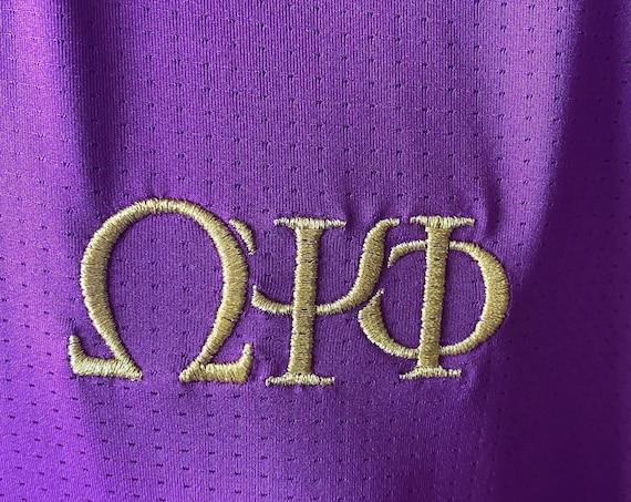 Omega -  Ω Golf Shirt - Medium