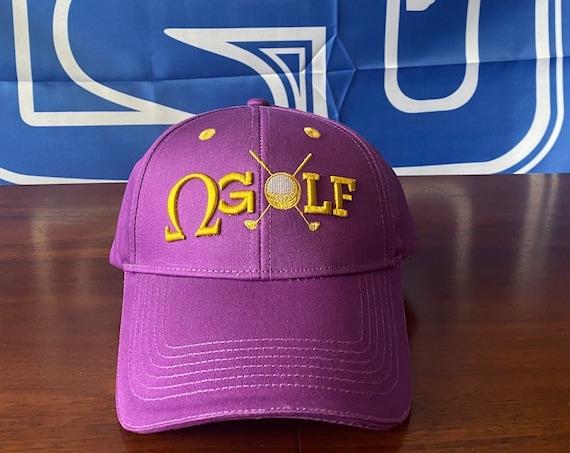 Omega - Ω Golf Cap