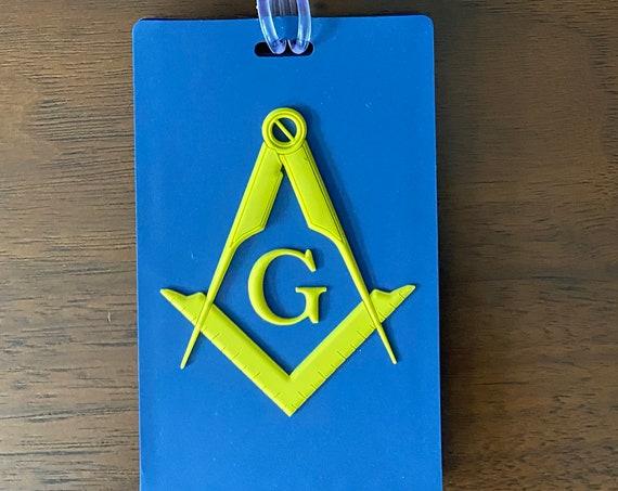 Mason - Bag Tag - The Emblem