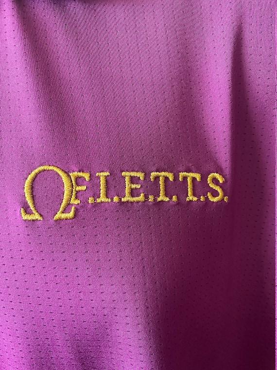 Omega - F.I.E.T.T.S. Golf Shirt - XL