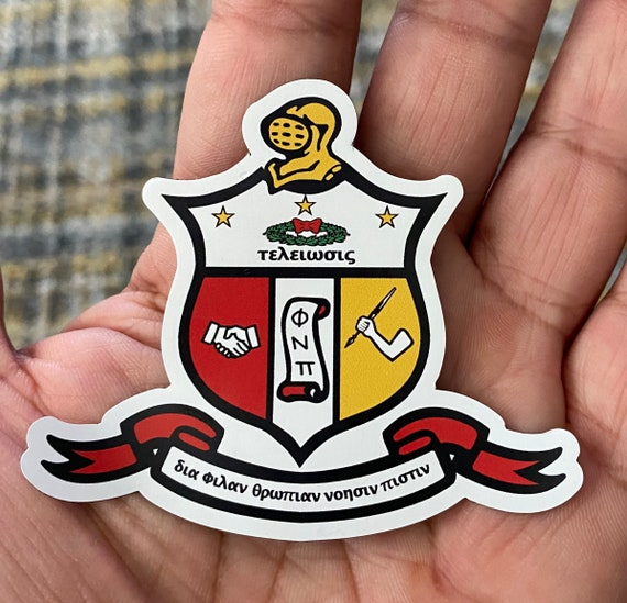"Nupe - Magnet (Small) - Coat of Arms - 3"" x 2.55"""