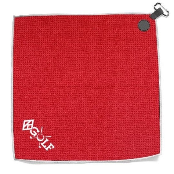 Nupe - Magnetic Golf Towel