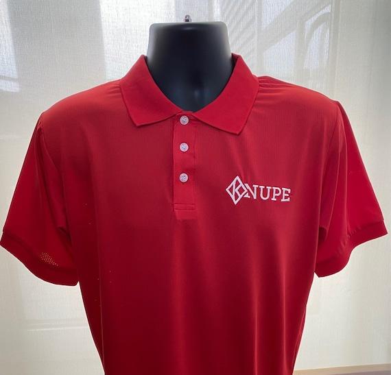 Nupe - Diamond K NUPE Shirt (Red) - 2XL