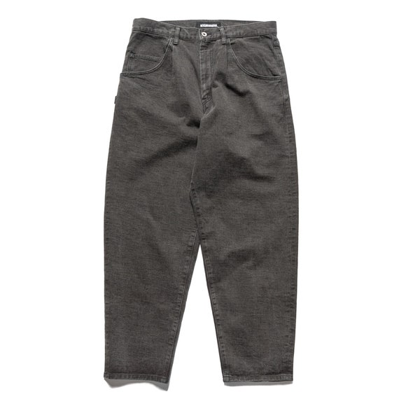Neighborhood baggy /C-PT jeans . AW20