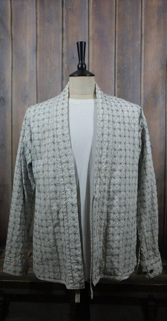 Visvim ICT Sashiko Lhamo shirt