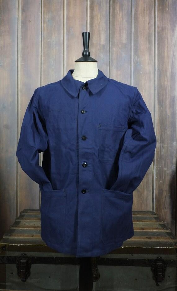Le Mineur sanforized vintage French work jacket